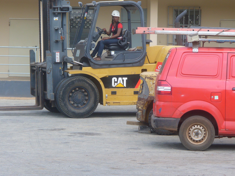 Forklift Training Accra Ghana