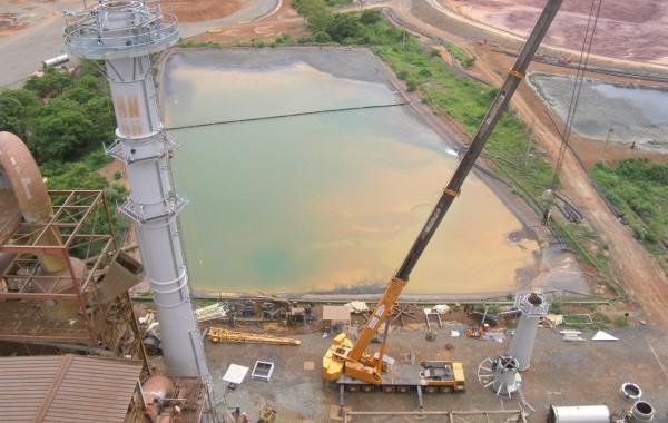 Syama Mine: Mali